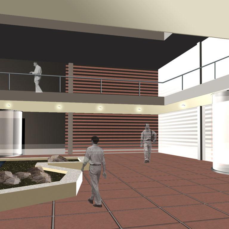 5 entrance hall