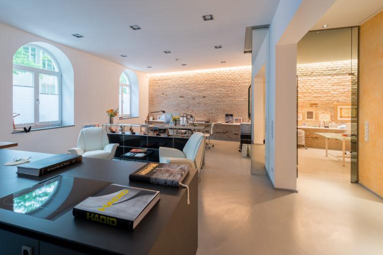 Atelier – München, Au – Flavio Cucina Architekt