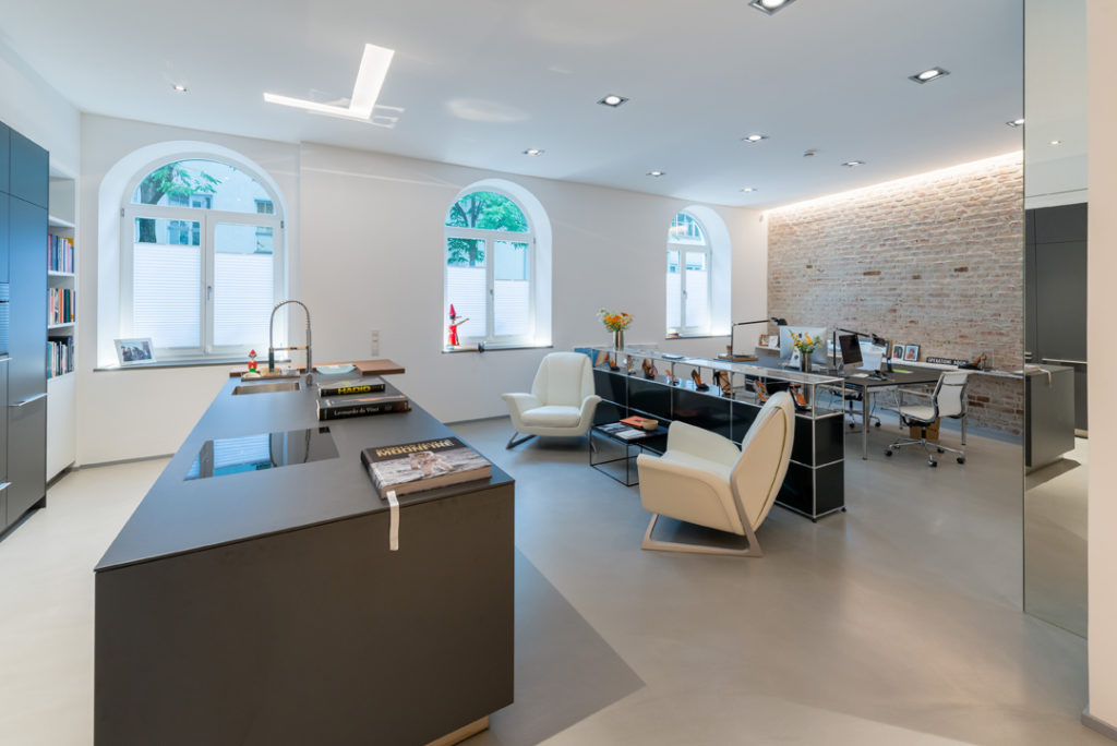 Atelier – Au, München – Flavio Cucina Architekt