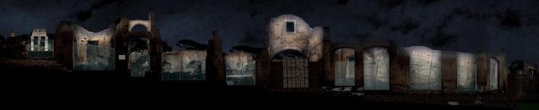 Clivo Argentario – Rome, imperial forum