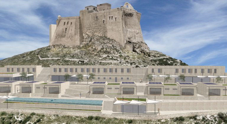 Favignana – Art prison