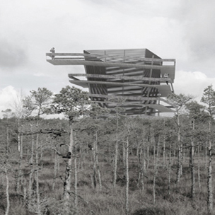 Kemeri National Park Observation Tower (Latvia)